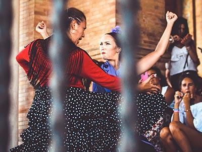 Equitation a coté de Pinoso